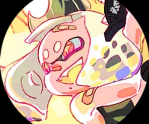 icon, pearl, and splatoon 2 image