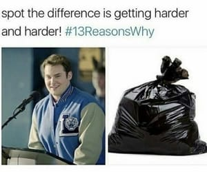 quote, trash, and netflix image