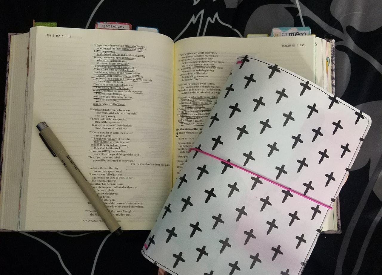 bible, bible study, and study image