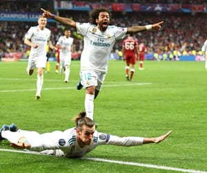 real madrid, champions league, and gareth bale image