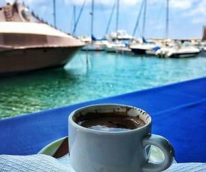 cyprus, sea, and boats image