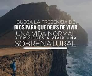normal, dios, and sobrenatural image