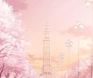 asian, cherry blossom, and gif image