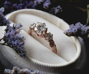 beauty, jewels, and diamonds image