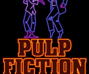 pulp fiction, gif, and movie image
