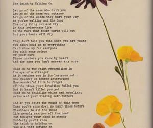 magazine, poem, and quote image
