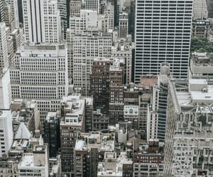 city life, new york city, and travel image