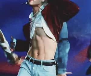 abs, jin, and bts image
