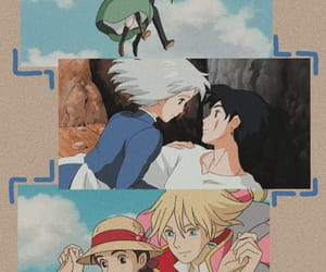 anime, couple, and Howl image