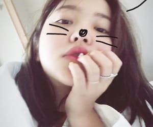 korean, kim yerim, and kpop image