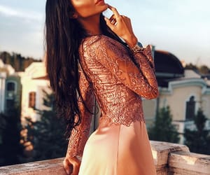 classy, pretty, and dress image