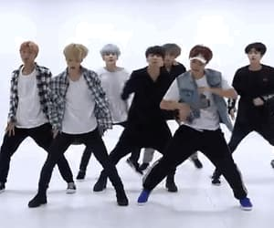 gif, kpop, and bts image