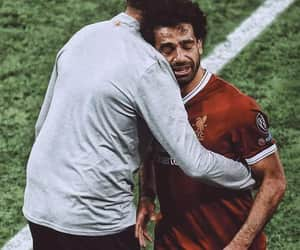 Liverpool, mohamed salah, and CL image
