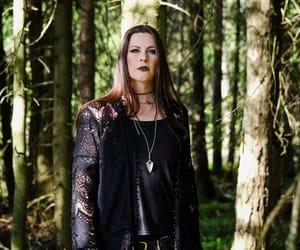 music, symphonic metal, and nightwish image