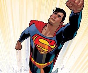 superman, kal el, and clark kent image