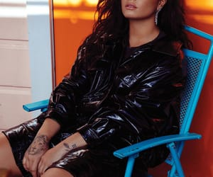 demi lovato, beauty, and billboard image
