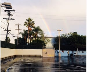 cool, aesthetic, and rainbow image
