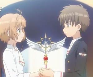 anime, card captor sakura, and sakura card captor image