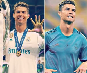 cristiano ronaldo, champ13ns, and real madrid image