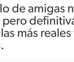 amigas, best friends, and frases image