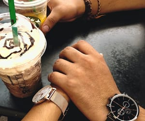 bracelets, couple, and two image