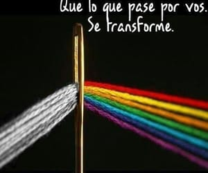 frases and transformar image