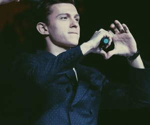 celebrities and tom holland image