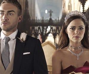 wedding, the royals, and princess eleanor image