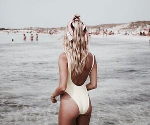 #blondegirl #beach
