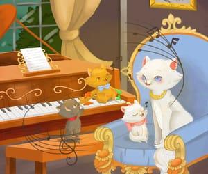 aristocats and disney image