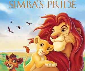 1998, lions, and timon image