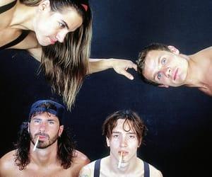 80's, anthony kiedis, and long hair image