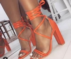 heels, high heel, and pretty image