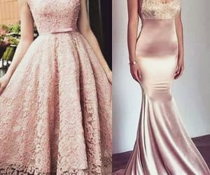 bridesmaid, fit, and pink image
