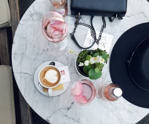 coffee, girly, and inspire image