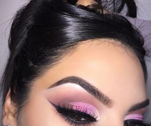 beauty, make up, and brows image