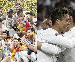 real madrid, la decimotercera, and champion leauge image