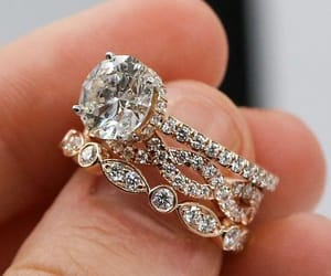 diamond, fashion, and jewerly image