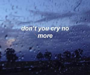 background, blue, and cry image