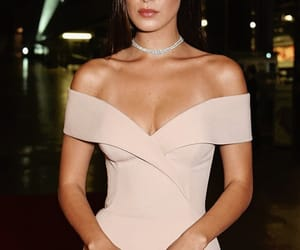 beauty, bella hadid, and cannes image