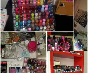 collection, girls, and nails image