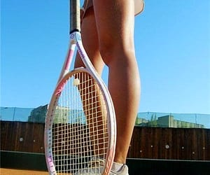 sport, tennis, and legs image