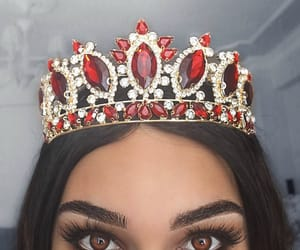 crown, fashion, and style image