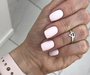 girl, inspo, and manicure image