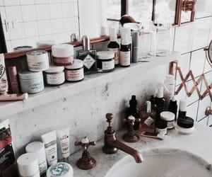 bathroom, beauty, and interior image