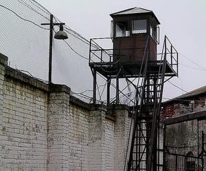 aesthetic and prison image