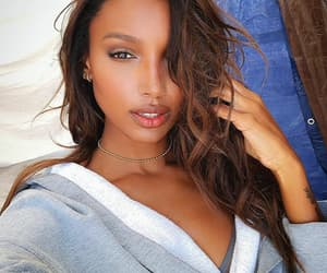 model, victorias secret, and jasmine tookes image