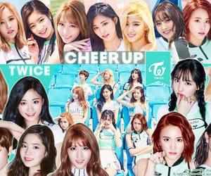 cheer up, jihyo, and nayeon image