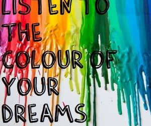 quotes, crayons, and the beatles image