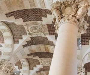 beige, aesthetic, and architecture image